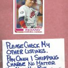 2013 Topps Archives Asdrubal Cabrera Cleveland Indians # 64