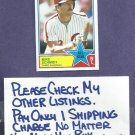 2013 Topps Archives Mike Schmidt All Star Philidelphia Phillies # 83-MS