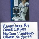 2013 Topps Chasing History George Brett Silver Holofoil Kansas City Royals # CH-23