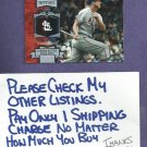 2013 Topps Chasing History Stan Musial St Louis Cardinals # CH-29