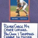 1993 Ultra Pro Eric Karros Los Angeles Dodgers Oddball # 2 of 5