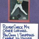2004 Leaf Limited Jason Giambi A's Yankees Indians # 170 #D/749