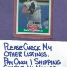 1989 Score Traded Extended Randy Johnson Rookie Mariners Expos # 77T