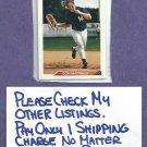 1992 Bowman Don Mattingly New York Yankees # 340
