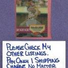 1994 SportFlics Mark McGuire McGwire Oakland A's Oddball Error Misspelled # 4