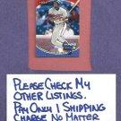 2003 Fleer Pepsi Vladimir Guerrero Expos Oddball # 16