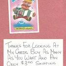 1987 Topps Garbage Pail Kids Series 9 Herman Hormone # 352a