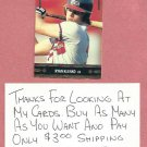 1991 Leaf Gold Rookies Ryan Klesko Atlanta Braves # BC21