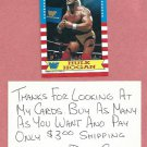 1987 Topps WWF Hulk Hogan # 3 WWE