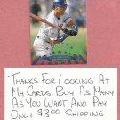 1998 Donruss Paul Konerko Los Angeles Dodgers Rookie # 148