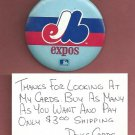 Montreal Expos Badge