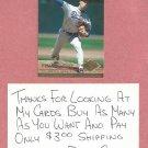 1994 Fleer Ultra Orel Hershiser Los Angeles Dodgers # 517
