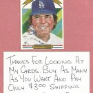 1982 Donruss Diamond Kings Fernando Valenzuela # 1