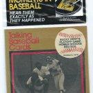 1989 CMC Talking Baseball Cards Buckey Dent 1978 Playoff HR New York Yankees # 2
