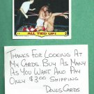 1985 Topps WWF Wrestling Card John Studd Andre The Giant # 27 WWE