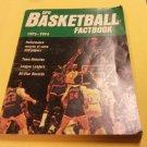 1973 74 Pro Basketball Fact Book Wilt Chamberlin