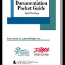 Dietary Documentation Pocket Guide, 2nd edition