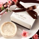 Cherry Blossom Scented Soaps Wedding Favors