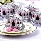 Fairytale Wedding Theme Enchanted Carriage Favor Boxes