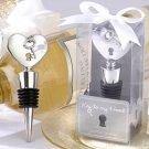 Wedding Favor Bottle Stopper Key to My Heart