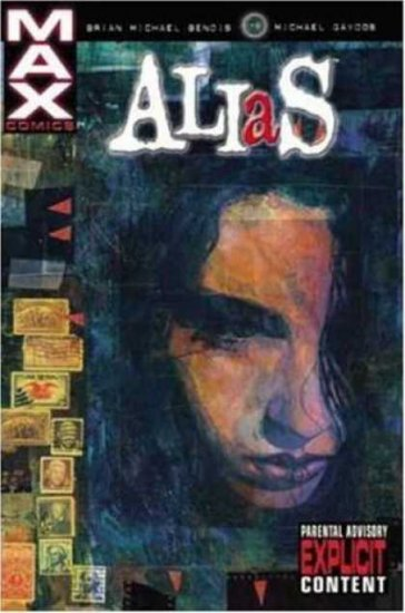 Alias  Complete series issues 1 - 28.