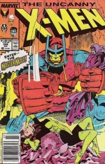 Uncanny X-Men (Vol. 1) #246