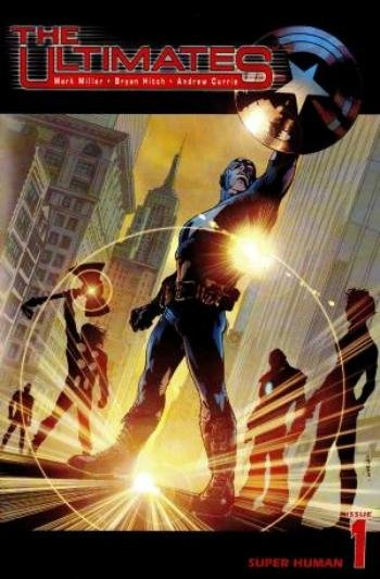 The Ultimates Vol. 1 Complete series.