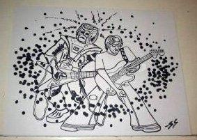 #RockingSoHard cover art.