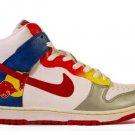 Nike Dunk 'Red Bull' Customs