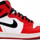 Air Jordan 1 (I) 1994 Retro White / Black – Red