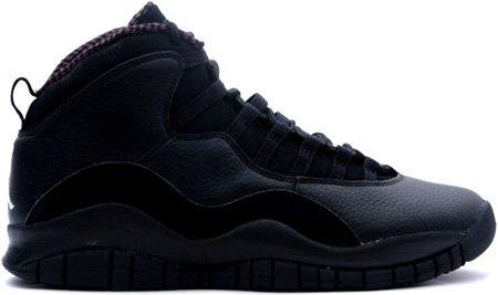 Nike Air Jordan 10 (X) Retro Black / White