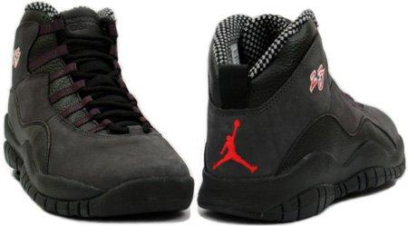 Nike Air Jordan X (10) Shadow Countdown Pack