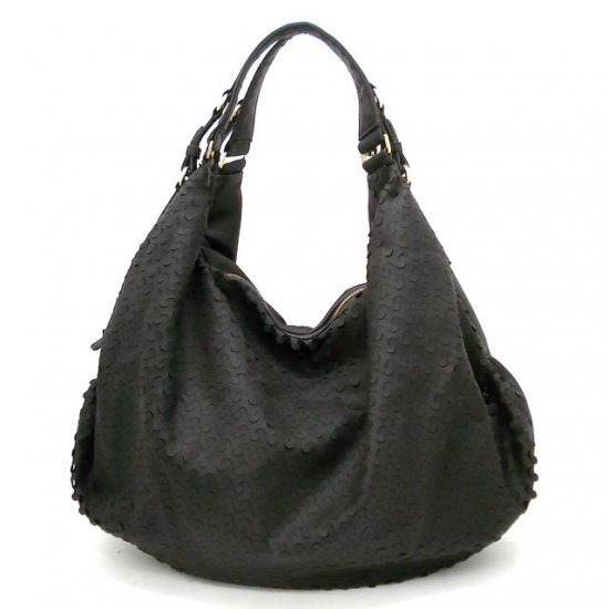 UE Addie Hobo Handbag Purse, Black