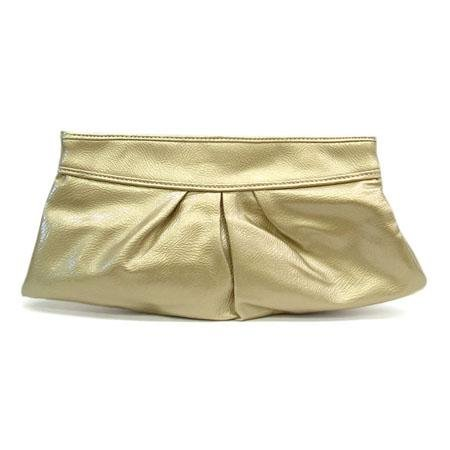 Mathilda Clutch Handbag, Gold