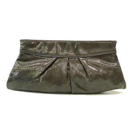 Urban Expressions Mathilda Clutch Handbag, Grey