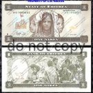 Eritrea 1 Nakfa Foreign Paper Money