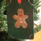 Gingerbread Gift Tag or Ornament