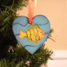 Tropical Fish Gift Tag & Ornament