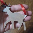 Deer Ornament & Gift Tag