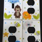 Fisher Price PRECIOUS PLANET LIGHT SWITCH & OUTLETS