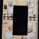 FAT CHEF OULTET COVER  Kitchen Decor  GFI outlet