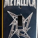METALLICA LIGHT SWITCH COVER  COOL! Look!