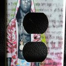 LIL WAYNE OUTLET COVER *COOL!* Look! *Colorful