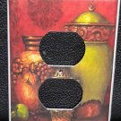TUSCAN URNS OUTLET COVER  BEAUTIFUL! LOOK!