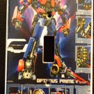 Transformers *OPTIMUS PRIME* LIGHT SWITCH COVER Truck