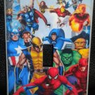 MARVEL SUPER HEROES LIGHT SWITCH COVER Look! Cool!