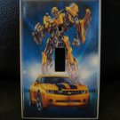 Transformers *BUMBLEBEE* LIGHT SWITCH COVER Look!