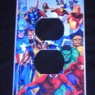 MARVEL SUPER HEROES OUTLET COVER Look! Cool!