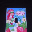 The New STRAWBERRY SHORTCAKE LIGHT SWITCH COVER *CUTE*