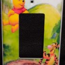 WINNIE the POOH Rocker SWITCH / GFI OUTLET *CUTE!